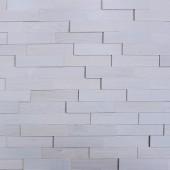 Parement bois WoodWall chêne gris