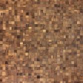 Parement Bois Mosaïque Noyer WoodWall
