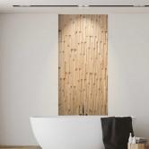 revement mural bois fractus