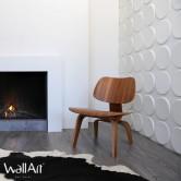 Panneau Murs 3D Ellipses