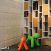 Déco Murale 3D Pitches