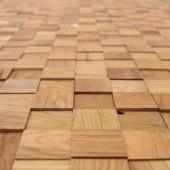 Parement mural bois adhésif