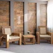Mur en bois Master