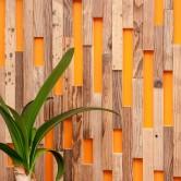 Mur Interieur en Bois
