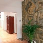 Mur Planche Bois Decoration