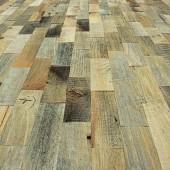 Planches de bois vielli