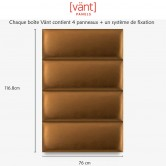 dimensions panneaux smili cuir