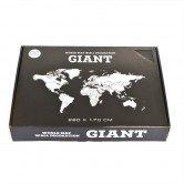 Map Monde Geante