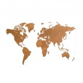 Carte du Monde Mdf