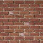 mur brique rouge