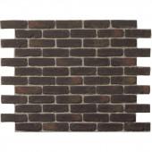 mur de parement vieilli