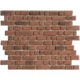 fausses briques murales