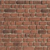 mur imitation brique