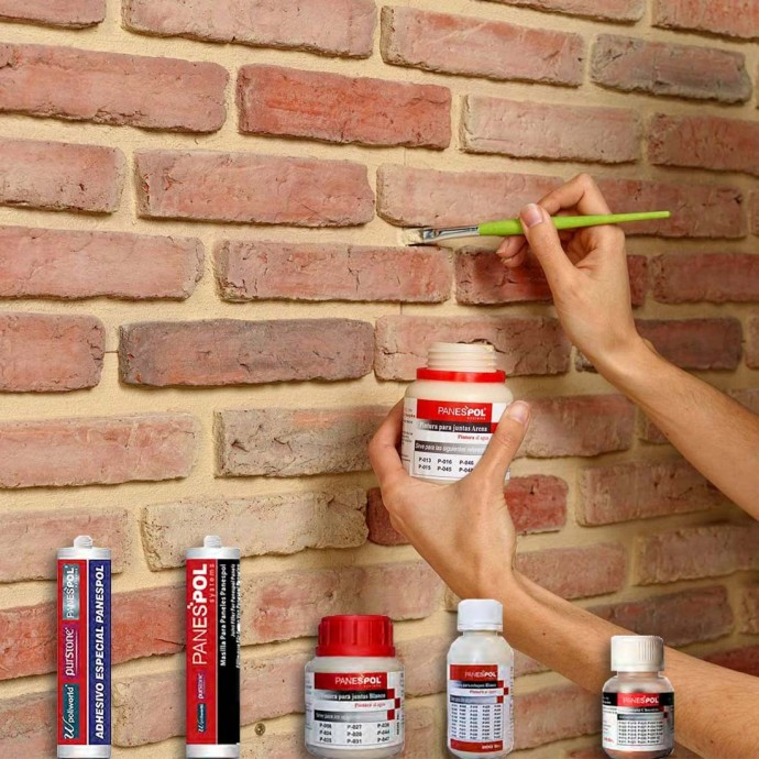Installation parement Mural Panespol