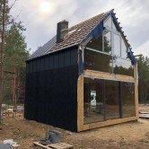 Bardage Bois Brulé Maison