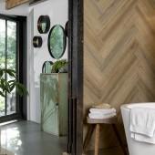 lambris pvc imitation bois wallart