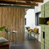 panneau bois mural interieur