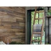 mur bois interieur