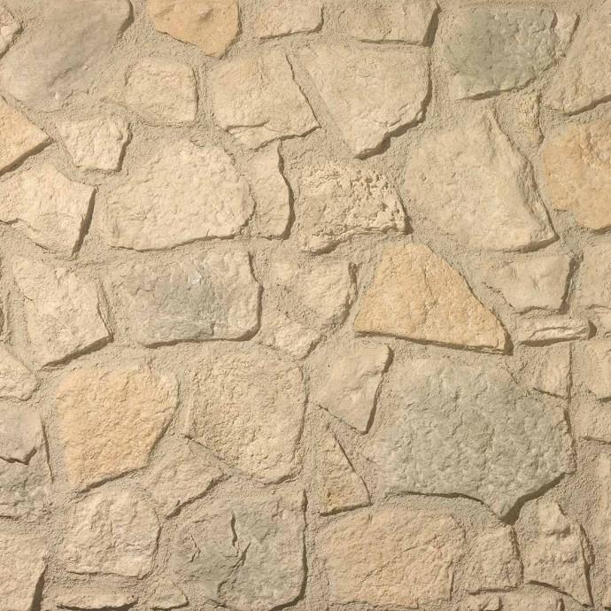 parement fausse pierre