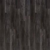 lambris pvc bois noir