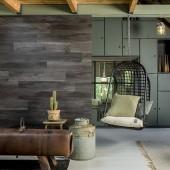 lambris pvc intérieur décoratif