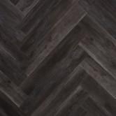 mur imitation bois brulé