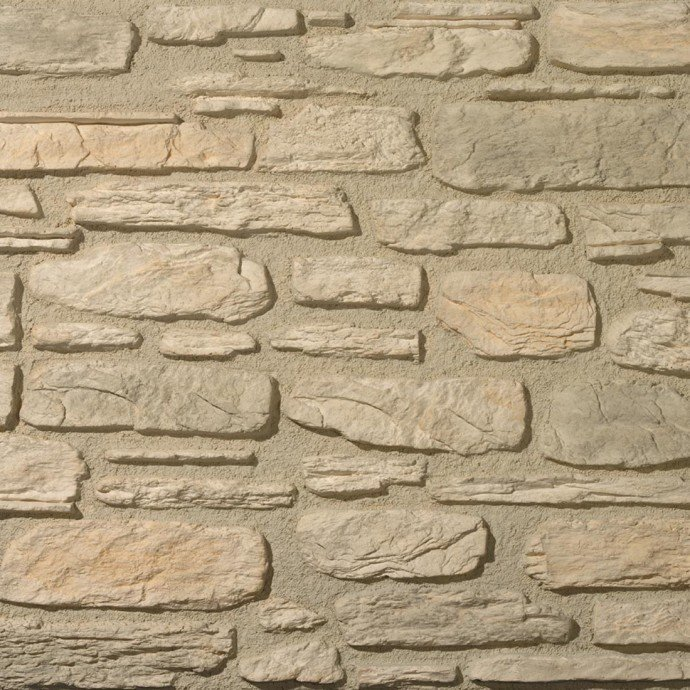 plaque imitation pierre