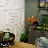 Revêtement mural 3d Bricks