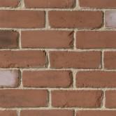 briquette de parement chelsea rouge brique