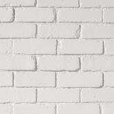brique de parement blanche loft