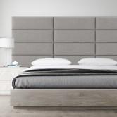 Tete de lit capitonnée haute