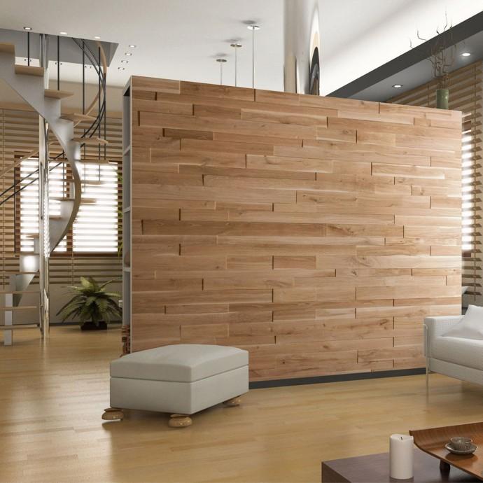 panneau bois interieur decoratif