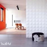 Panneau décoratif 3d Cubes