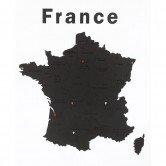 carte france détaillée