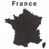 décoration carte de france