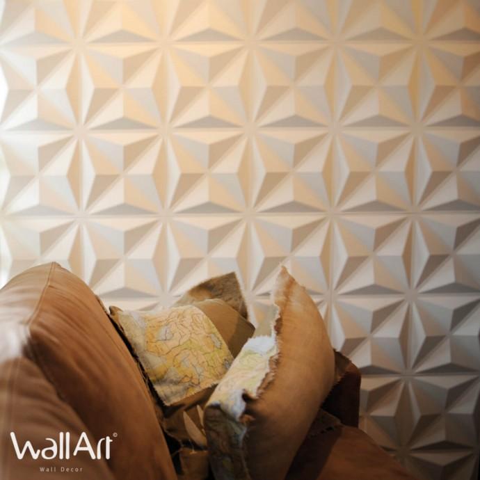 Panneau mural 3d Diamonds