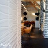 Panneau Mural 3D Flows