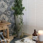 habillage mur intérieur bois
