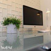 Panneaux 3D Wallart Tetris