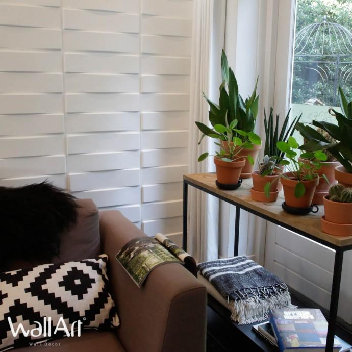 Mur en relief Vaults