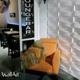 panneau mural chambre  Vaults