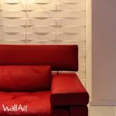 mur en relief 3d Vaults