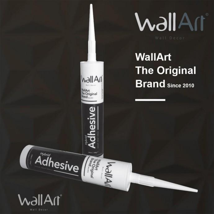 Mastic Colle Pour Panneau Mural 3D WallArt