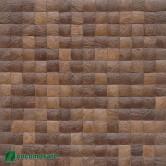 Parement bois décoratif - Parement bois Cocomosaic Espresso Grain