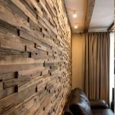 Deco murale - Parement Bois WoodWall Taiga