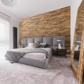 Tête de lit en bois - Parement Bois WoodWall Taiga