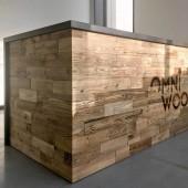 Décoration meuble - Parement Bois Mural Nature