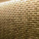 Décoration intérieure boit massif - Panneau Mural Bois Massif