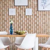 Murs en bois - Panneau Mural Bois Massif
