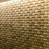 Décoration intérieure design - Panneau Mural Bois Massif